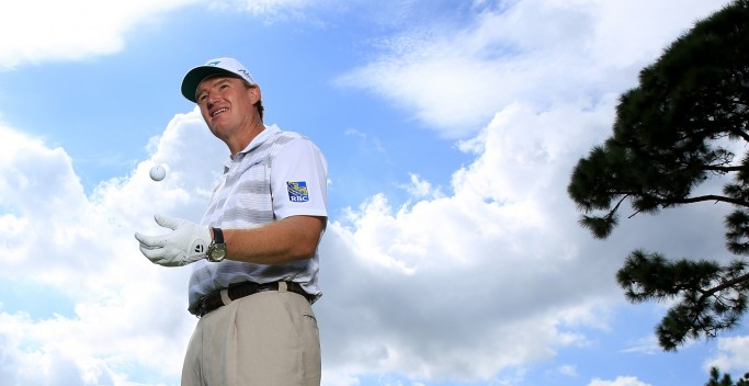 Ernie Els Announces New Equipment Deal with Adams Golf