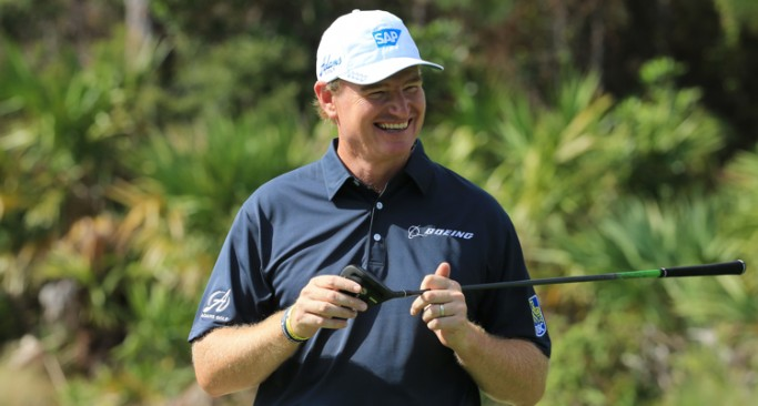Ernie Els Adams Golf