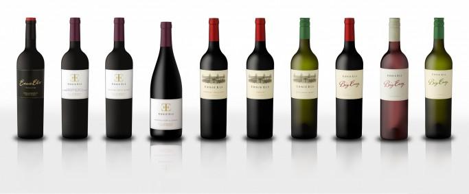 Wines Portfolio all together