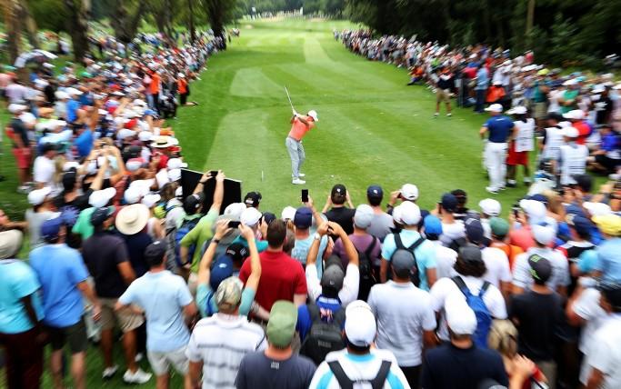 SA Open Rory