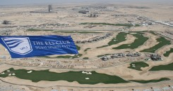 The Els Club Dubai Gallery Aerial View