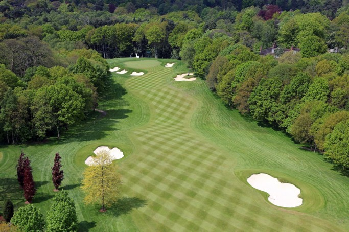 Wentworth Gallery 1st Hole